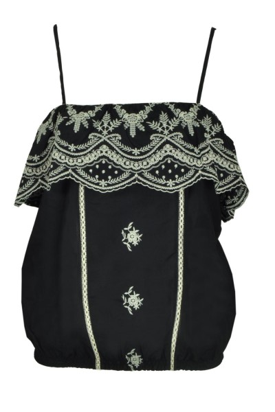 Marjolaine Top Lily