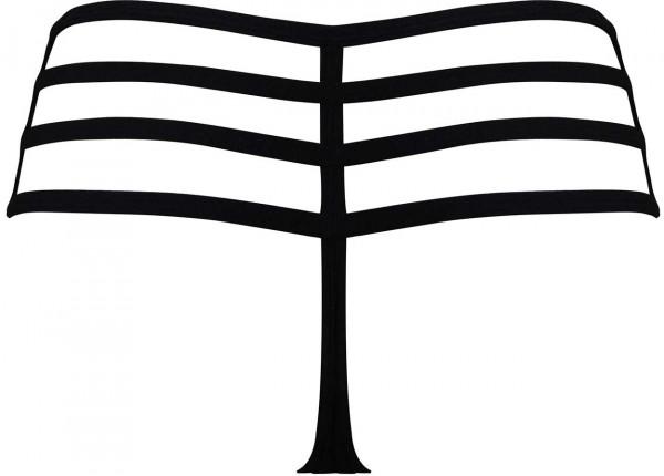 Marlies Dekkers Leading Strings Strictly Black 7 cm String
