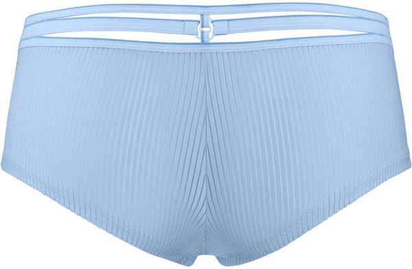 Marlies Dekkers Space Odyssey Serene Blue Brazilian Shorts